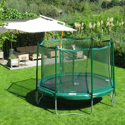 15 ft. Round Trampoline with Enclosure Product Photo
