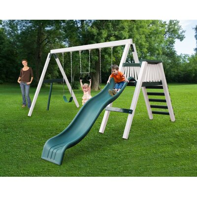 Congo Swing'N Monkey 3 Position Swing Set Product Photo