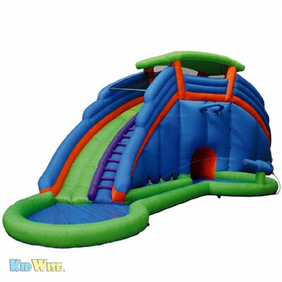 Cyclone Double Waterpark Product Photo