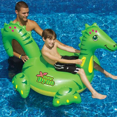 Baby Dino Ride-On Pool Toy by Swimline
