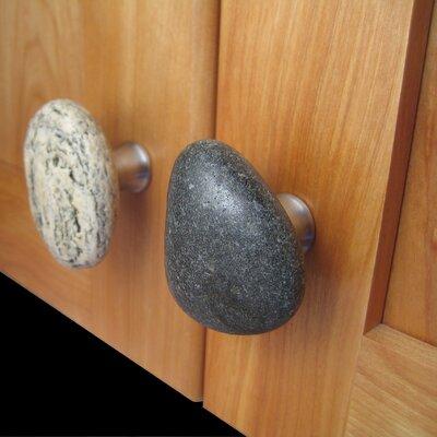 Sea Stones Novelty Knob