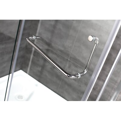 "Aston 36"" x 36"" x 75"" Neo-Angle Shower Enclosure"