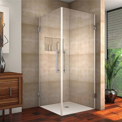 Vanora Frameless Shower Enclosure Product Photo