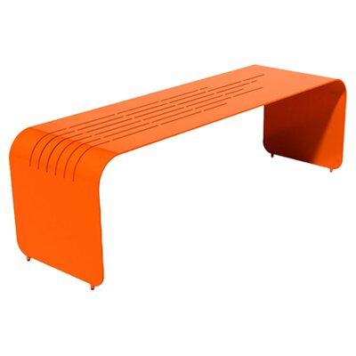 Orange22 Botanist Lines Two Seat Bench