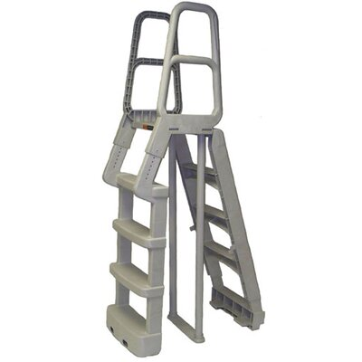 """Main Access """"A"""" Frame Resin Ladder in Taupe"""