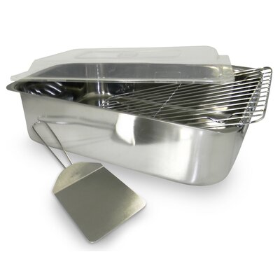 Stainless Steel Deep Lasagna Pan by Cook Pro
