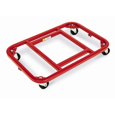 """Raymond Products 4"""" x 16"""" x 26"""" Royal Furniture Dolly"""