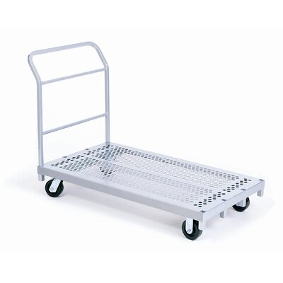 "Raymond Products 35"" x 30"" x 54"" Heavy Duty Truck and Phenolic Casters Platform Dolly"