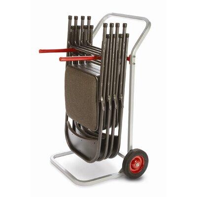 "Raymond Products 43"" x 27.75"" x 22.5"" Folding Chair Dolly"
