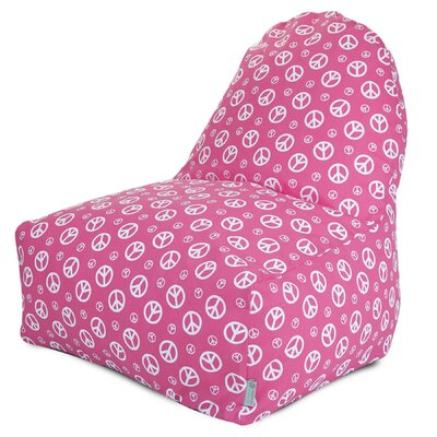 Peace Bean Bag Lounger by Majestic Home Goods