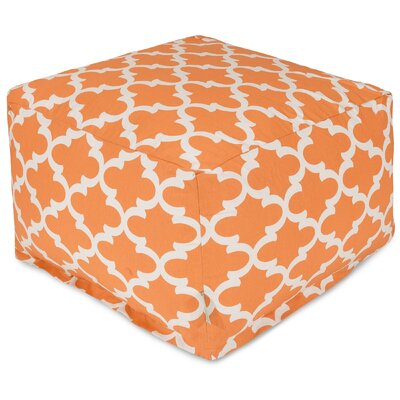 Trellis Large Ottoman by Majestic Home Goods