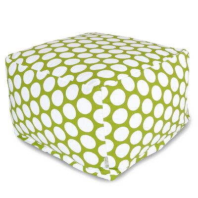 Polka Dot Large Ottoman by Majestic Home Goods