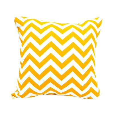 Zig Zag Throw Pillow by Majestic Home Goods
