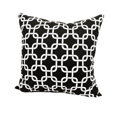 Majestic Home Goods Links Throw Pillow