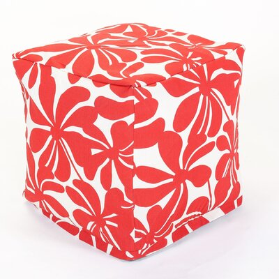 Plantation Cube Ottoman by Majestic Home Goods