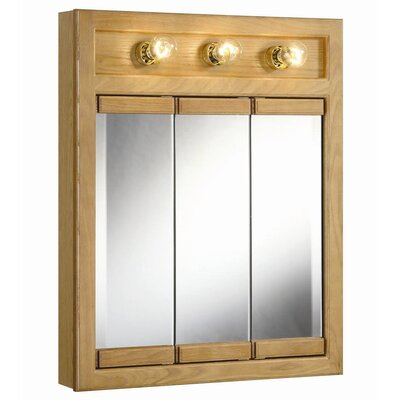 "Richland 24"" x 30"" Surface Mount Medicine Cabinet Product Photo"