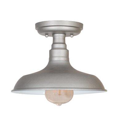 Kimball 1 Light Semi Flush Mount Product Photo