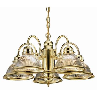 Design House Millbridge 5 Light Chandelier