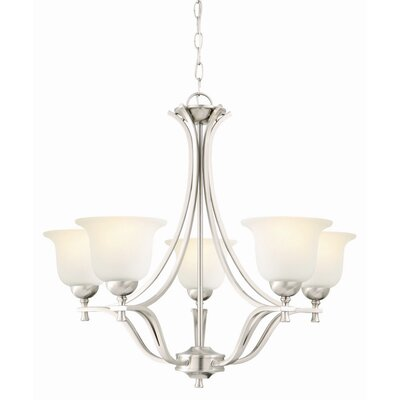Ironwood 5 Light Chandelier Product Photo