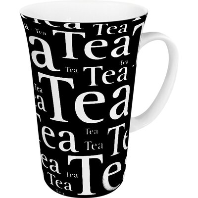 Konitz Tea Writing Mega Mug