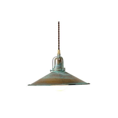 Rustic D''Avo 1 Light Large Pendant Product Photo