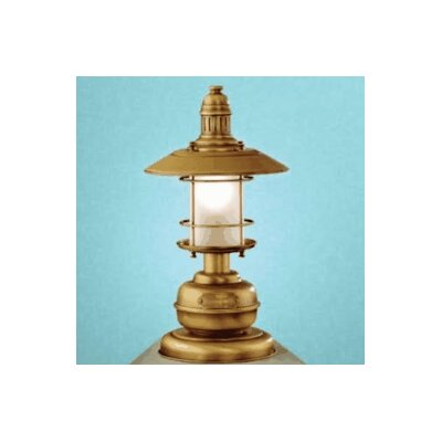 Table Lamp with Bell Shade
