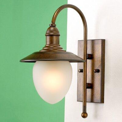Lustrarte Lighting Nautik 1 Light Sconce