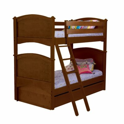 Cottage Twin Over Twin Bunk Bed by Bolton Furniture