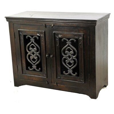 MOTI Furniture Jali Buffet