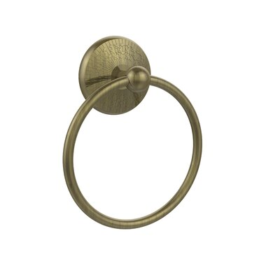 Allied Brass Monte Carlo Wall Mounted Towel Ring