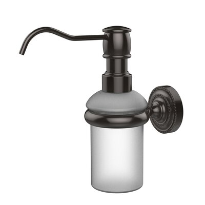 Allied Brass Dottingham Wall Mounted Soap Dispenser