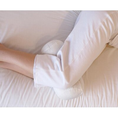 Pillow with Purpose™ Between the Knee Round Pillow with Cover