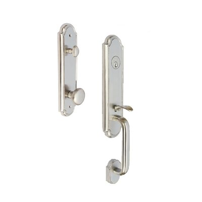 Double Hill USA Colone Dummy Entrance Handleset