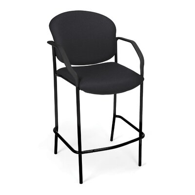 OFM Café Height Chair with Arms
