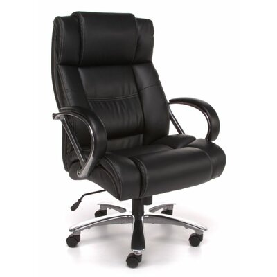 OFM High Back Big and Tall Leather Executive Chair