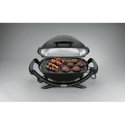weber q series 2400 electric grill reviews wayfair. Black Bedroom Furniture Sets. Home Design Ideas