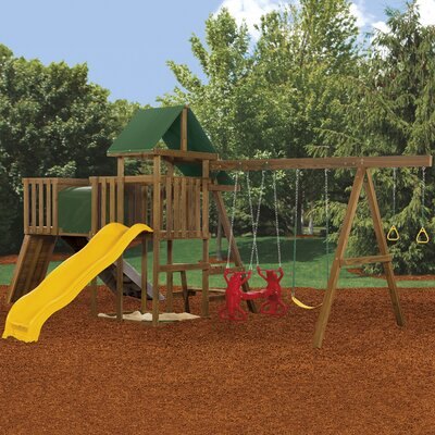 Rival Gold Swing Set Product Photo