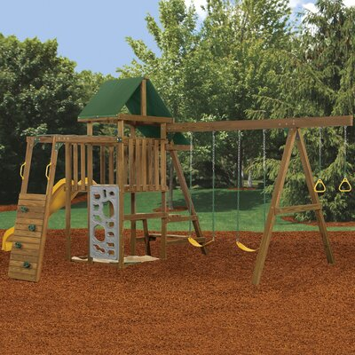 Rival Bronze Swing Set Product Photo
