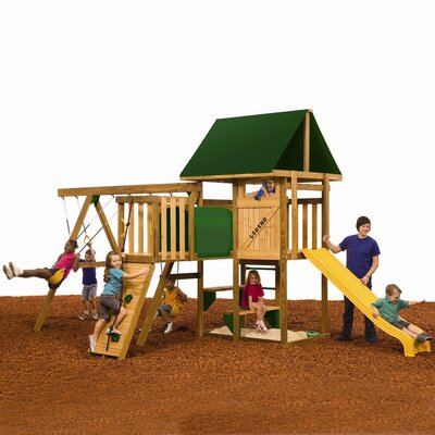 Legend Qualifier Swing Set Product Photo