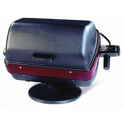 "MECO Corporation 27"" Easy Street Electric Tabletop Grill with 3-position element"
