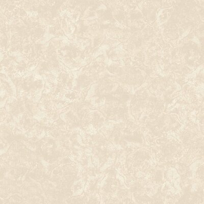"York Wallcoverings Gentle Manor 27' x 27"" Drybrush Abstract Wallpaper"