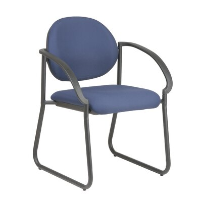 Office Star Products Work Smart Sled Base Guest Chair