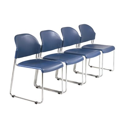 Office Star Products Armless Stacking Chair