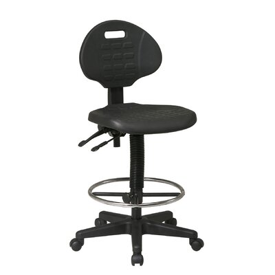 Office Star Products Drafting Chair with Adjustable Footrest