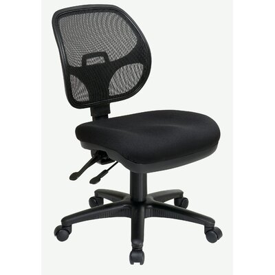 Office Star Products ProGrid Back Ergonomic Task Chair