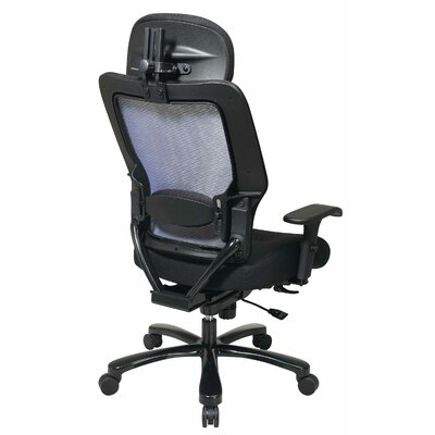Office Star Products Space Seating Mid-Back Professional Big and Tall Conference Chair
