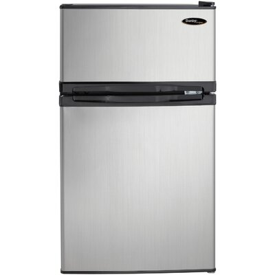 3.1 cu. ft. Compact Refrigerator with Freezer by Danby