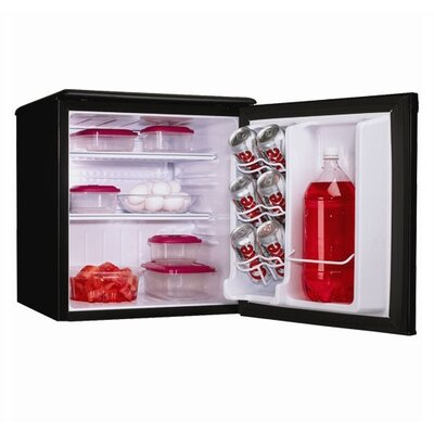 Danby 1.8 Cubic Ft. All Refrigerator in Black