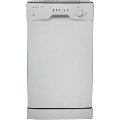 "22.5"" Built-In Dishwasher in White Energy Star Certified Product Photo"
