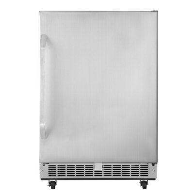 Silhouette 5.4 cu. ft. Compact Refrigerator by Danby